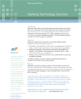 Banking Technology Services