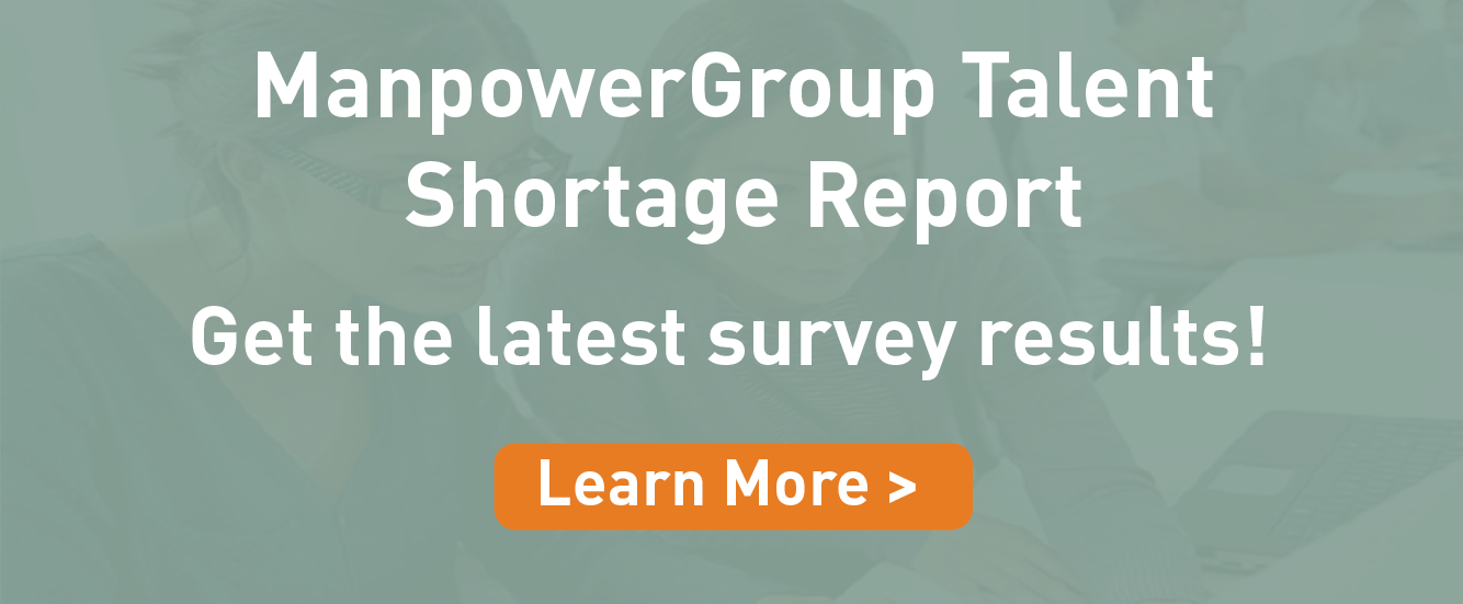 Click to get the latest Talent Shortage results